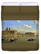 The Giudecca. Venice  Duvet Cover