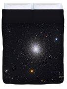 The Great Globular Cluster In Hercules Duvet Cover