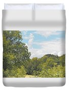 The Great Outdoors Duvet Cover