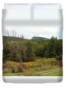 The Gunks Duvet Cover
