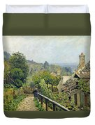 The Heights At Marly Duvet Cover