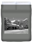 The Heritage Town Of Echuca Victoria Australia Duvet Cover