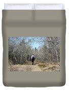 The Hike Duvet Cover
