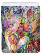 The King Bird Duvet Cover