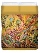 The Life Of Butterfly Duvet Cover