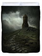 The Lost Tower Duvet Cover