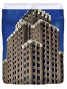 The National Archives Building - St Louis Duvet Cover