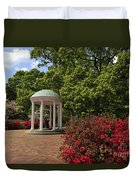 The Old Well At Chapel Hill Duvet Cover