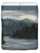 The Overlook Duvet Cover