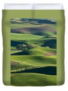 The Palouse #2 Duvet Cover