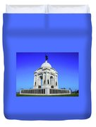 The Pennsylvania Monument Duvet Cover