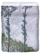 The Poplars Duvet Cover