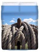 The Ropes Duvet Cover