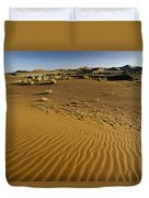 The Sands Of Sossusvlei Duvet Cover