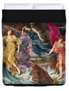 The Storm Spirits Duvet Cover