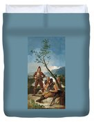 The Tobacco Guards Duvet Cover