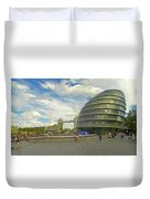 The Towers Of London Duvet Cover