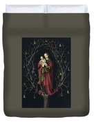 The Virgin Of The Dry Tree Duvet Cover