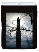The Washington Monument  Duvet Cover