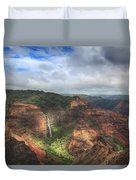 There Are Wonders Duvet Cover