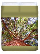 Things Are Looking Up 2 Duvet Cover