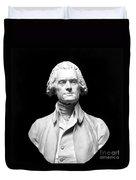 Thomas Jefferson (1743-1826) Duvet Cover