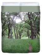 Through The Meadow Duvet Cover