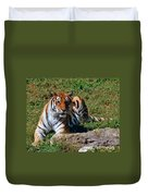 Tiger II Duvet Cover