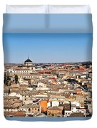 Toledo Spain Duvet Cover