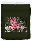 Toyo-nishiki Quince Duvet Cover
