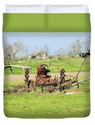 Tractor 005 Duvet Cover