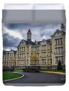 Traverse City Commons Duvet Cover