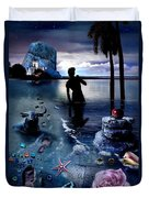Treasure Island Duvet Cover