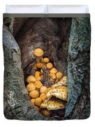 Tree Dwellers Duvet Cover