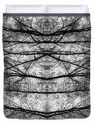 Forest Of Seperation Duvet Cover