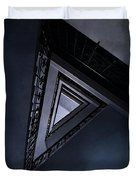 Triangle Staircase Duvet Cover