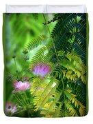 Tropical Eden Duvet Cover
