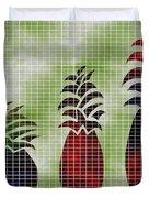 Tropical Fruit Duvet Cover