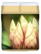 Tropical Garden 7 Duvet Cover