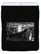 Truck Lights Duvet Cover