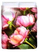 Tulips 3 Duvet Cover