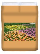 Tulips Galore  Duvet Cover