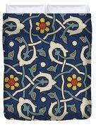 Turkish Textile Pattern Duvet Cover