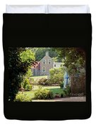 typical English country side Duvet Cover by Ariadna De Raadt