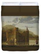 Ubbergen Castle Duvet Cover