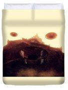 Ufo Edinburgh Duvet Cover