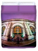 Union Station Duvet Cover