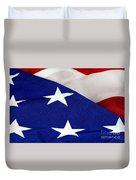 United States Flag Duvet Cover