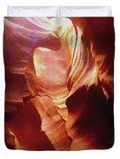 Upper Antelope Canyon Duvet Cover