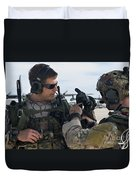U.s. Air Force Combat Controllers Duvet Cover